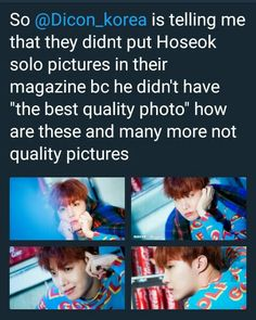 For people who aren't appreciating real beauty fuck y'all; sisters don't see the authentic beauty like hobi Jung Hoseok, Bts Memes, Jhope, Jimin, K Pop, E Dawn, Bts J Hope, About Bts, Bulletproof Boy Scouts