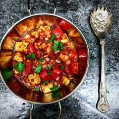Crispy Tofu Shashlik Vegan budget recipes Jack Monroe - Cooking On A Bootstrap