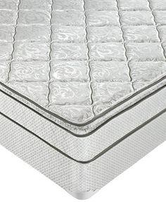 Macybed Select Cushion Firm Pillowtop Queen Mattress Set