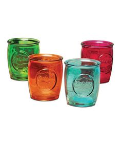 Another great find on #zulily! Yorkshire 14-Oz. Tumbler Set #zulilyfinds