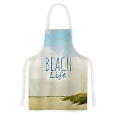 Found it at Wayfair - Beach Life by Iris Lehnhardt Beach Artistic Apron