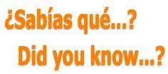 ¿Sabías qué...? Arquitectura, Curiosidades arquitectónicas | José Miguel Hernández Hernández