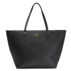 fb816b145 Kate Spade New York Cedar Street Small Harmony Tote Bag Black Bolsas,  Mochilas, Accesorios
