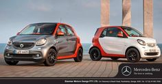 The all anticipated Smart Four-Four and Four Two has arrived at #StanmarMotors. Prices starting off from R174900. Contact #TeamStanmar on 044 802 7000 or visit us for more information. T's & C's apply, E&OE.