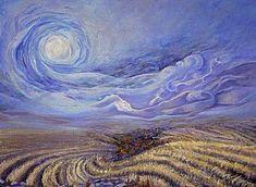 The air Vincent Van Gogh