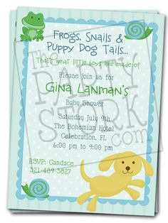Cute puppy dog baby shower invitation blue baby shower pinterest cute puppy dog baby shower invitation blue baby shower pinterest baby shower themes boy baby showers and blue brown filmwisefo