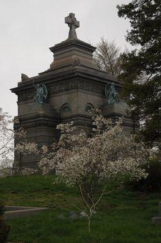 Green-Wood Cemetery - Brooklyn, New York