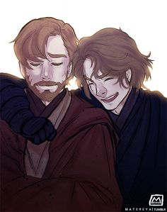 artist: matareya  Blade to blade, they were identical. After thousands of hours in lightsaber sparring, they knew each other better than brothers, more intimately than lovers; they were complementary halves of a single warrior.