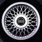 Multi X 15 x 7 Volvo #1394593, Offset 20mm (Volvo offers a similar wheel in 14 inch diameter with exposed lugs, called the Scorpius)