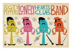Sgt Peppers Lonely Hearts Club by *Montygog on deviantART