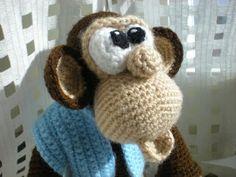 Idas Kreativa: Chuck the Monkey
