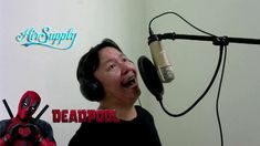 Deadpool 2 The Trailer Song Music Theme Soundtrack. Movie beginning theme/Film Opening Scene Theme a song by Air Supply All out of Love. This is a singing im. Trailer Song, Air Supply, Soundtrack, Acoustic, Deadpool, Singing, Songs, Film, Cover