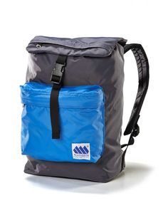Knapsack – a classic, light, durable and soft backpack. Made in the USA.