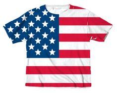 Kids' Fourth of July T-shirts