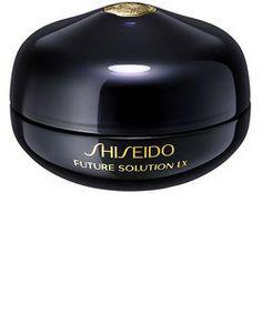 Shiseido Future Solution LX Eye and Lip Contour Regenerating Cream: Um poderoso produto para lábios e olhos? Sim, a Shiseido tem a fórmula. ...