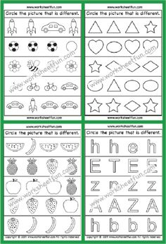 Kindergarten Math Worksheets, Writing Worksheets, Maths, Free Printable Worksheets, Free Printables, Ppt Template, Templates, Pre Writing, Math For Kids