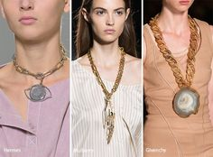 5: Upping the Ante with Upper Arm Bracelets  In the months ahead, bracelets tend to walk upper and upper channeling the unique Asian aesthetics and shaping up one of the coolest spring 2017 jewelry trends. If you haven't yet tried this bracelet style, maybe it's high time to dip your toe in the water and sport some fresh new looks when spring sunrays just call for bare arms.  These unique jewelry pieces indubitably come up in the world with some cutout goddess-worthy frocks able to wrap its…