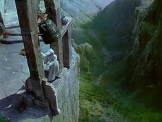Black Narcissus (Michael Powell & Emeric Pressburger, 1947)  One of my favorite films.