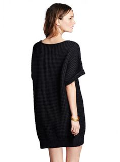 HATCH | THE RELAXED SWEATER DRESS