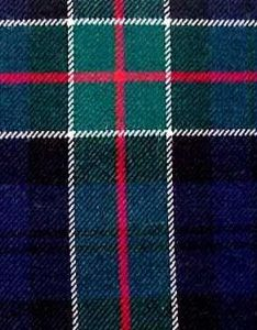 Clan Colquhoun Tartan_Modern