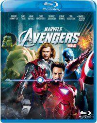 The Avengers (Blu-ray) 9,95€