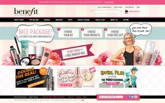 benefit - web design