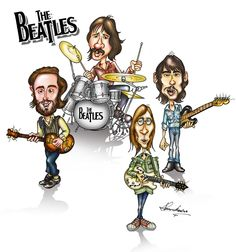 Álvaro Caricas: Beatles!