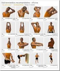 Resultado de imagen para estiramientos de espalda y cuello
