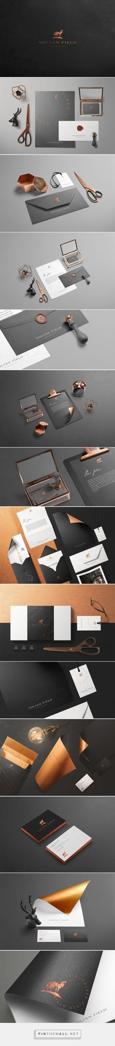 Volven Field Manchester Fashion Designer Branding by