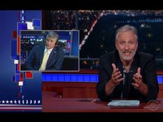 Jon Stewart Returns for an Epic Trump, Hannity Takedown:'This Country Isn't Yours!' - YouTube