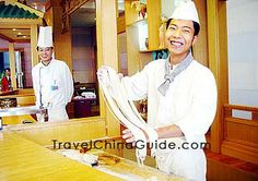 Chinese Food Culture: Table Manners, Dining Etiquette  http://www.travelchinaguide.com/intro/cuisine.htm