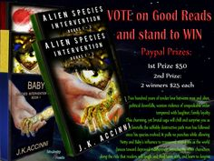 #Giveaway 2 X $50 Cash via #Paypal with you vote on #goodreads