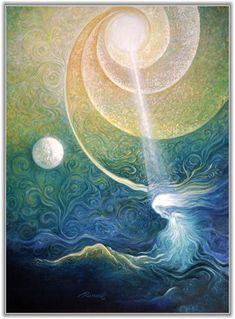 Luna Piena in Scorpione: L'Unione Mistica
