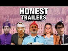 Bütün Wes Anderson Filmleri Bu Videoda  #wesanderson #honesttrailers