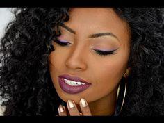 Delineado Duplo Maquiagem Completa | MAKEUP TUTORIAL