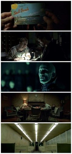 Dark City   Cinematographer: Dariusz Wolski #Cinematography