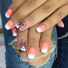 νύχια lulu4 Summer Nails, Acrylic Nails, My Style, Beauty, Summery Nails, Summer Nail Art, Acrylics, Acrylic Nail Art, Beauty Illustration