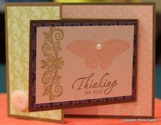 3-fold card
