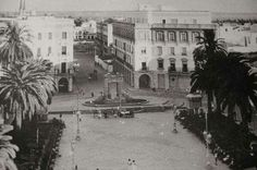 Plaza monjas