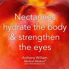 Nectarines hydrates n strengthen
