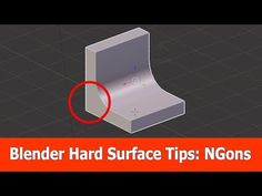 snap seamlessly hard surface objects in blender - YouTube