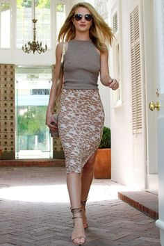 Best dressed - Rosie Huntington-Whiteley