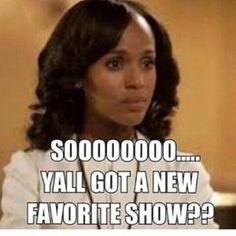 Empire on Fox ~ But we still love you Olivia! haha