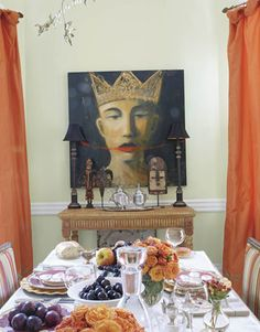 Designer Karyl Pierce Paxton's Home | Inspiring Interiors