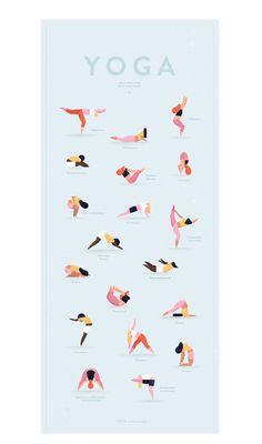 Yoga Girls 496310821429898253 - Morgane Sanglier : Yoga poses illustrations Source by swarnimrajverma Sanftes Yoga, Yoga Art, Ashtanga Yoga, Men Yoga, Pilates Yoga, Iyengar Yoga, Pilates Reformer, Vinyasa Yoga, Yoga Illustration