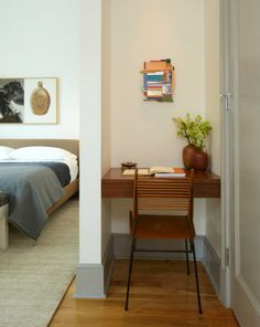 Nooks, Alcoves and Niches