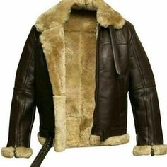 Custom Leather Jackets, Winter Leather Jackets, Winter Jackets, Men's Jackets, Leather Jacket Outfits, Men's Leather Jacket, Mens Shearling Jacket, Real Leather, Leather Men