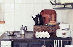 keittiö,puuhella