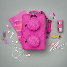 bb9bd1a8f91 20 Best LEGO Bags: Back to School Favorites 2017 images | Backpack ...