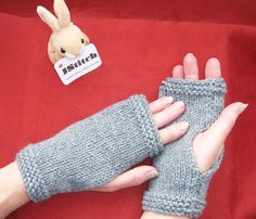 Fingerless mittens, Fingerless mitts, Fingerless gloves, Hand knitted wrist warmers, Hand knit wrist warmers, Arm warmers, Hand knitted, by Jstitchuk on Etsy